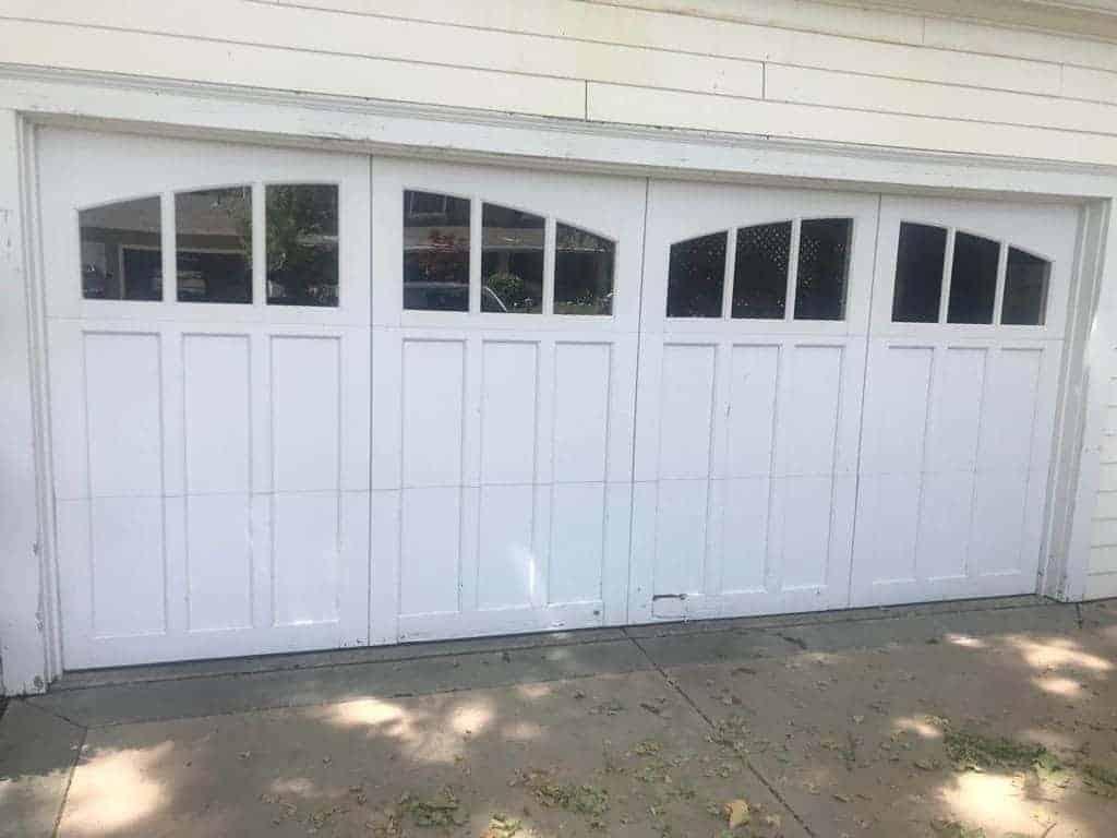 Tualatin Garage repair & replacement