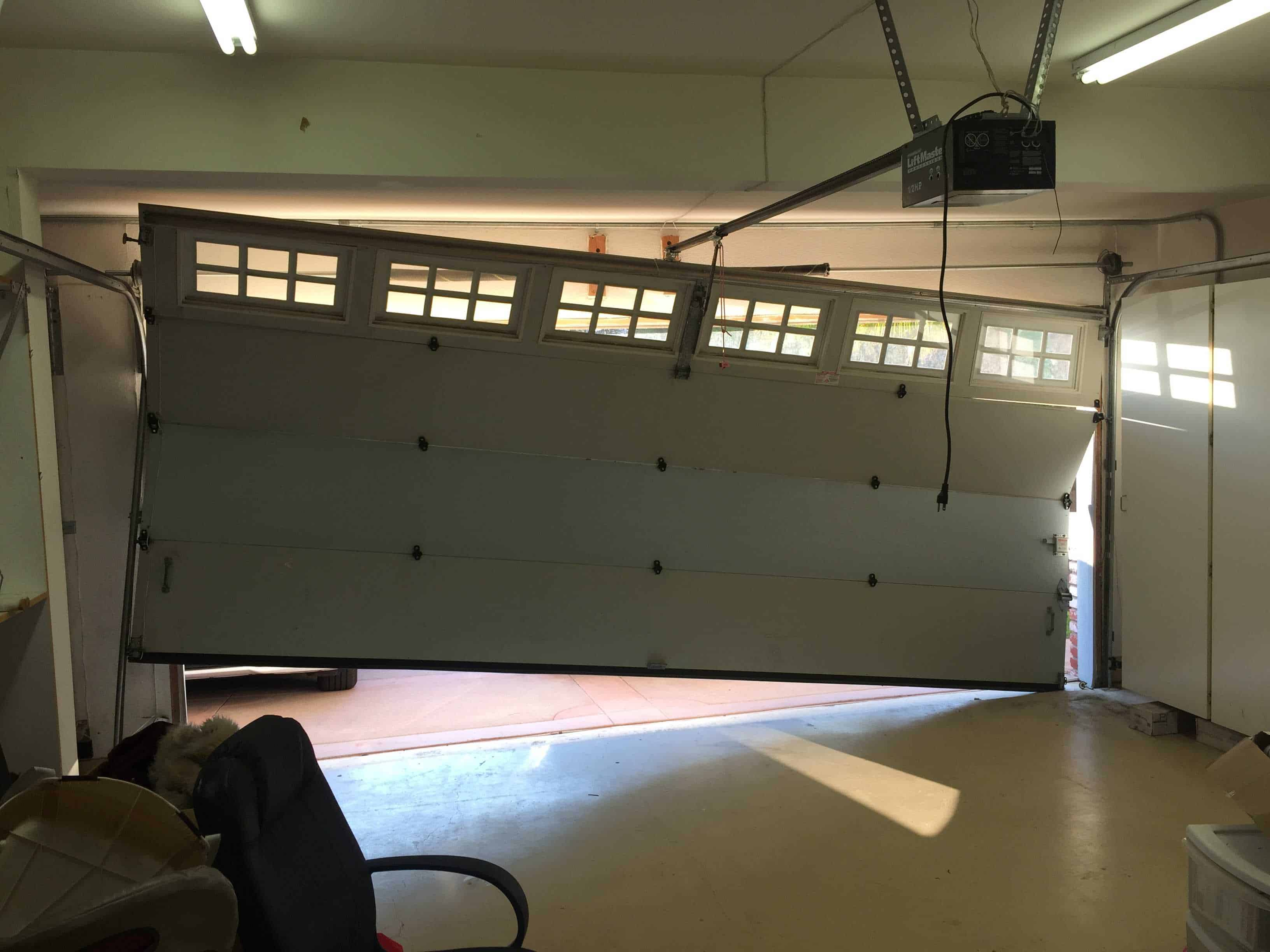 Garage Door Repair & Replacement in Pasadena CA