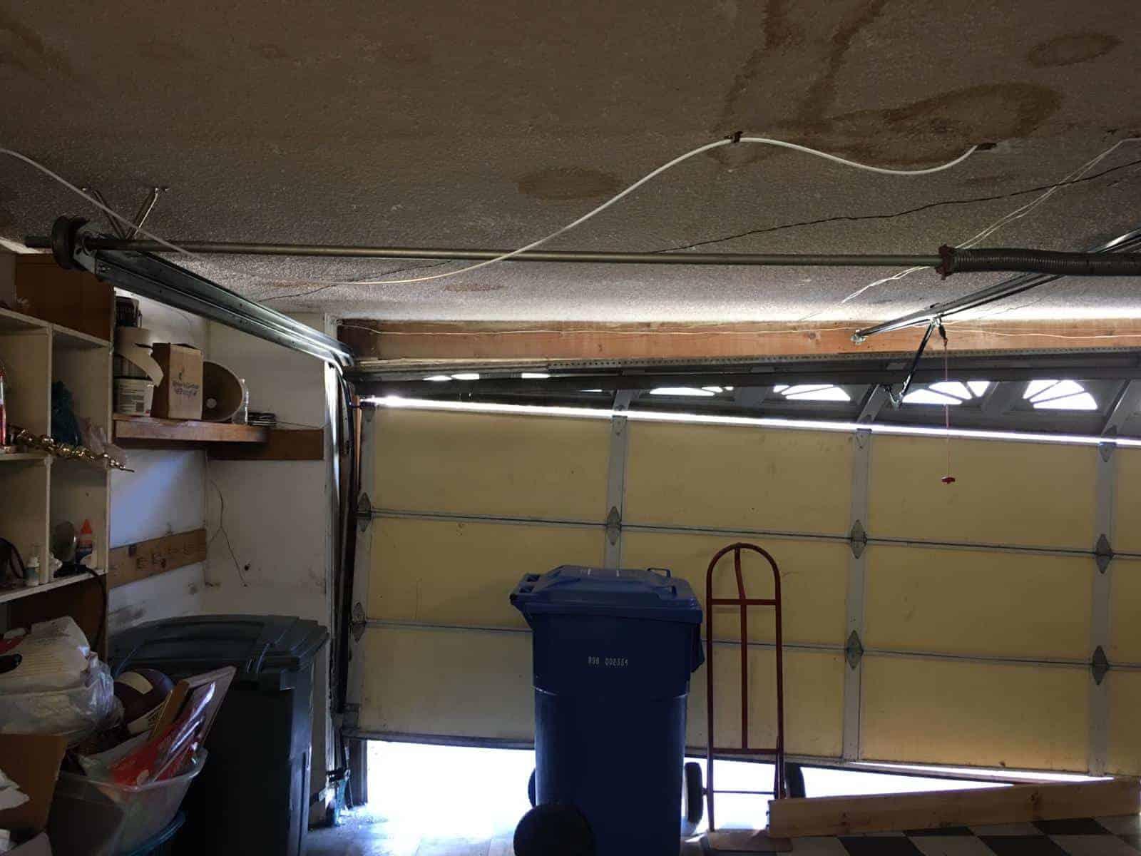 garage door maintenance In Marysville