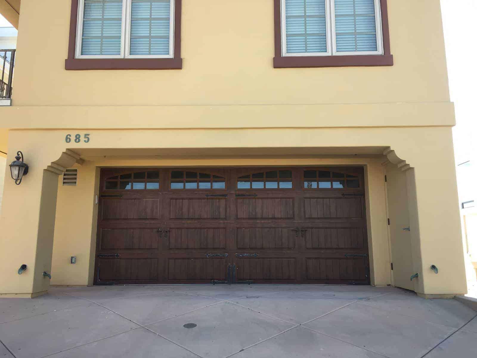Ojai California Garage Door Repair & Replacement