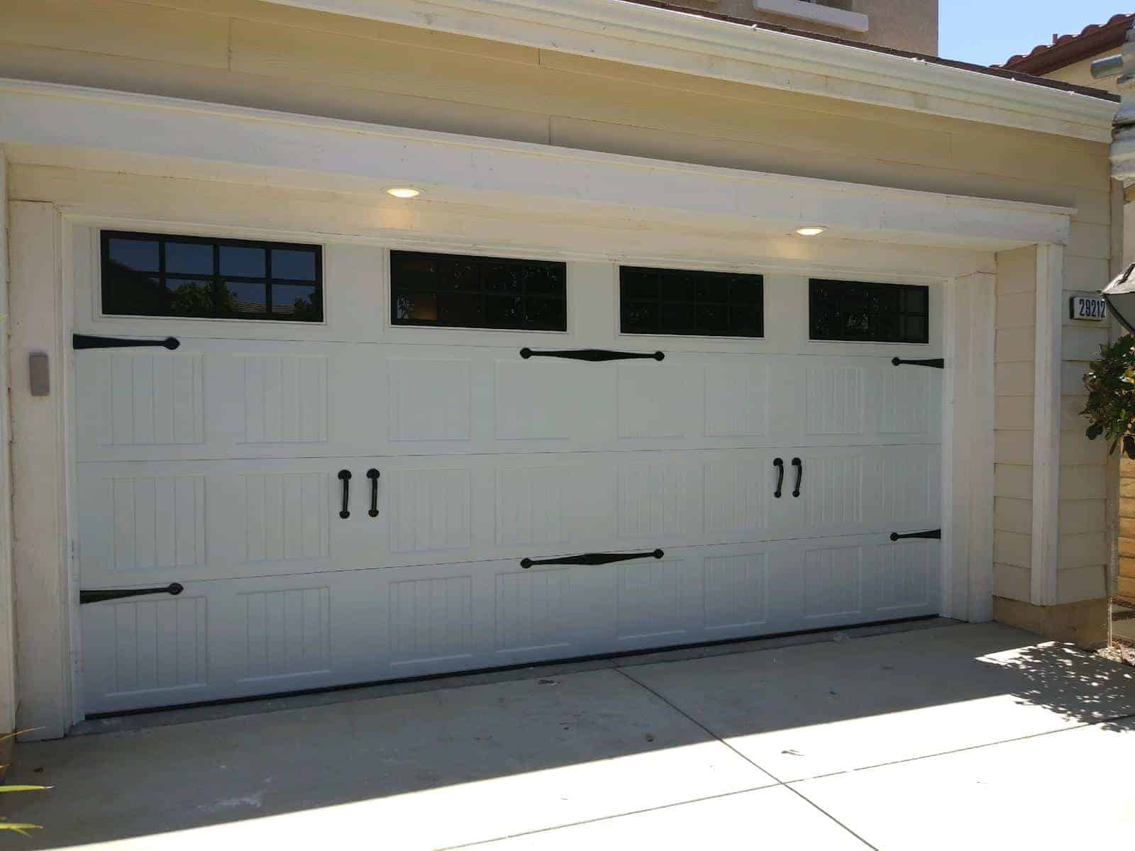 garage door spring repair or garage door opener installation In Encinitas
