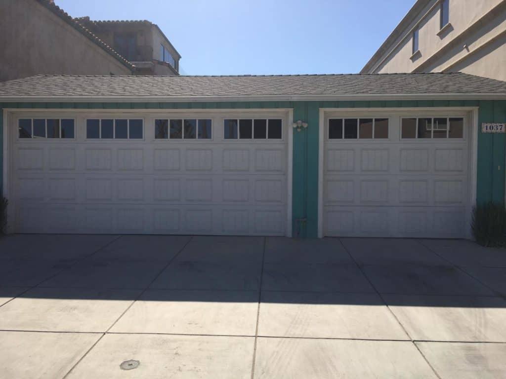 Belmont Garage door repair and replacement
