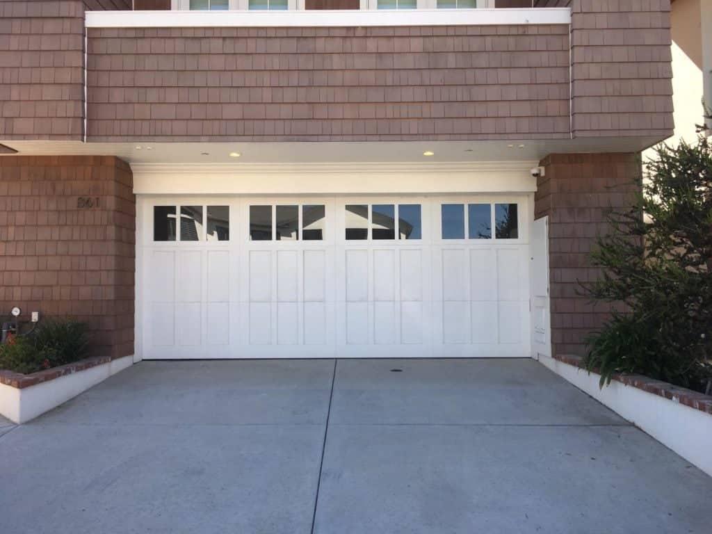 Atherton Garage door repair and replacement