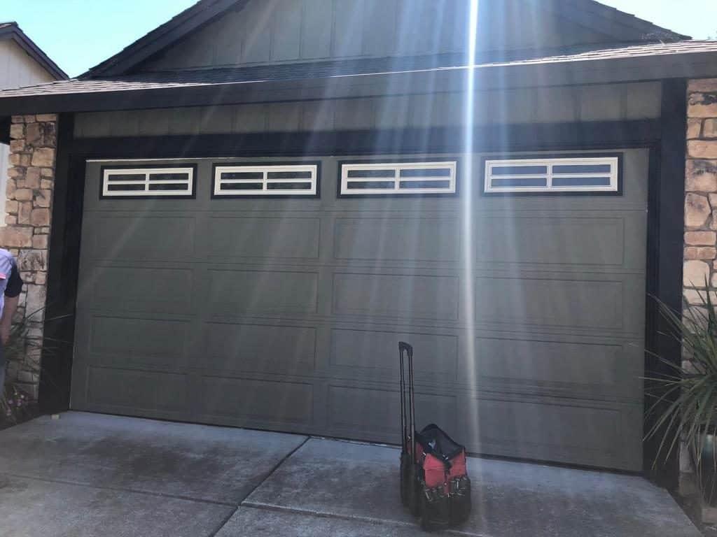 Carmichael Garage door repair and replacement