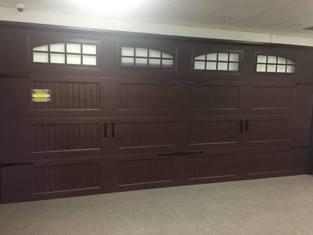 Rancho Cordova Garage door repair and replacement