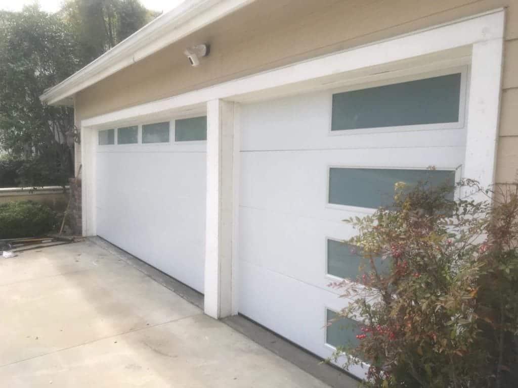 Martell Garage door repair and replacement