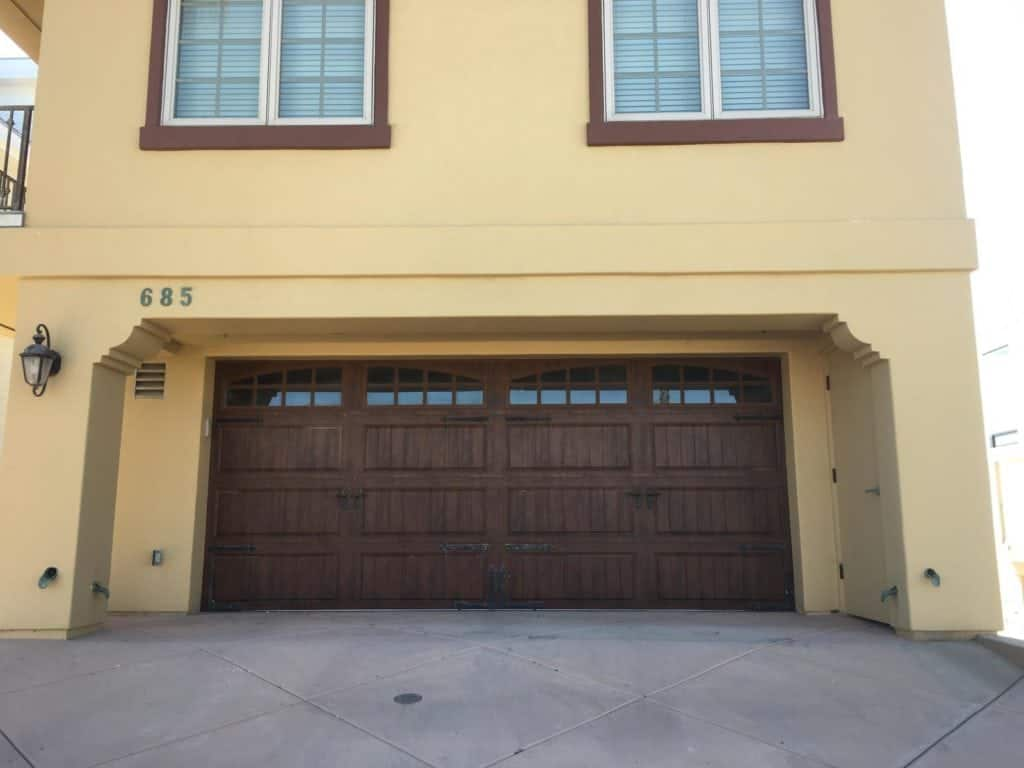 Morada Garage door repair and replacement