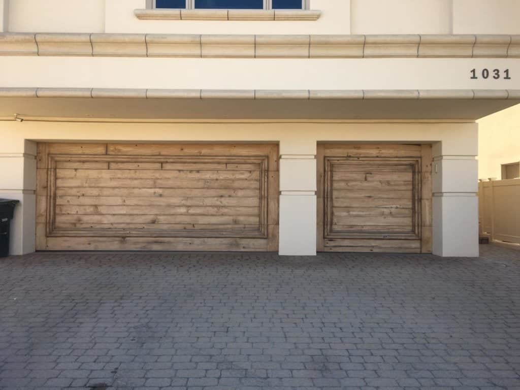 Plymouth Garage door repair and replacement