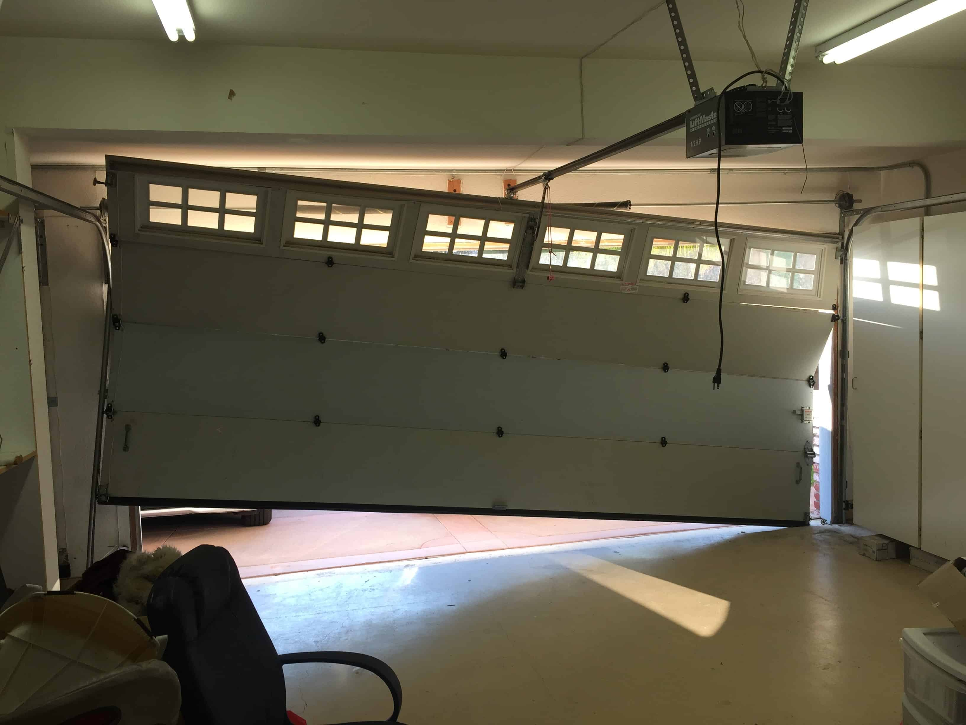 Federal Way WA Garage Door Repair & Replacement