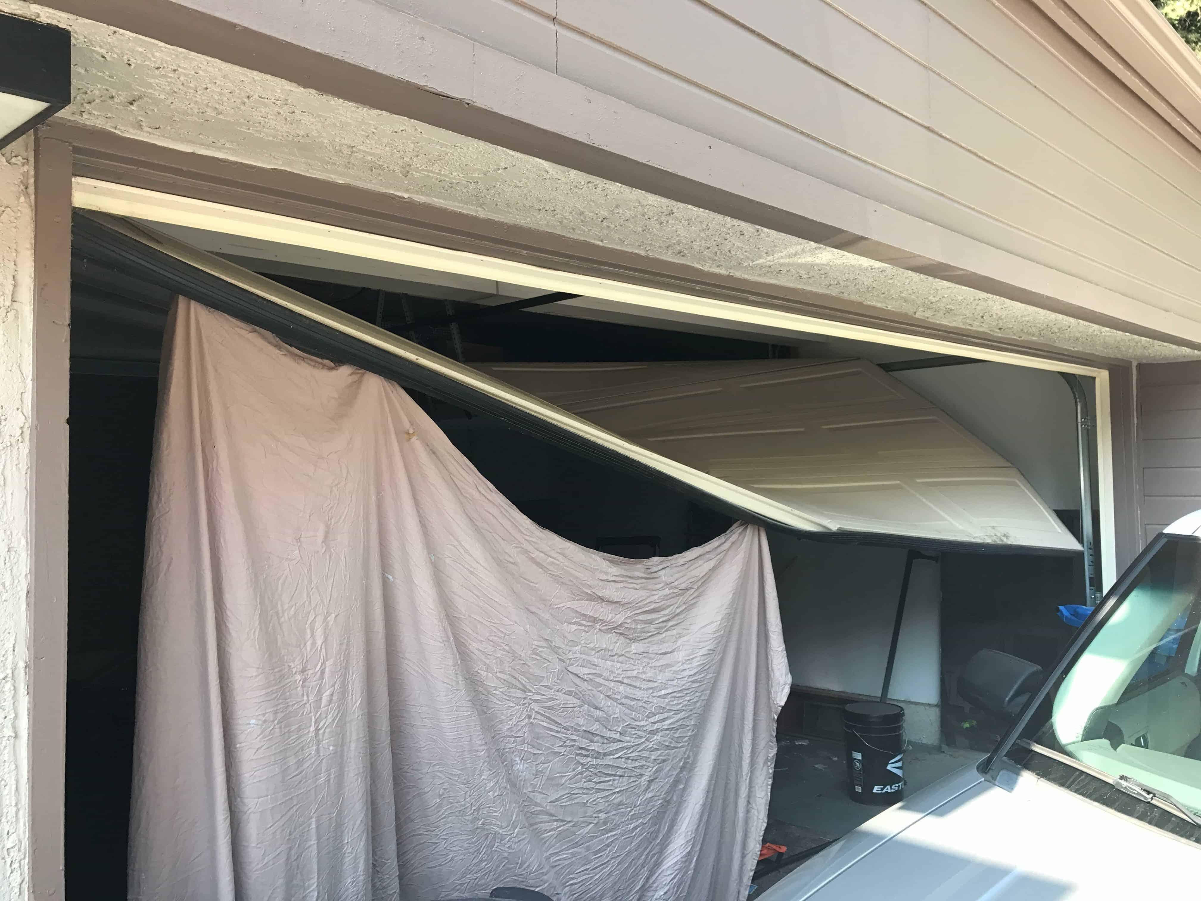 Newcastle WA Garage Door Repair & Replacement