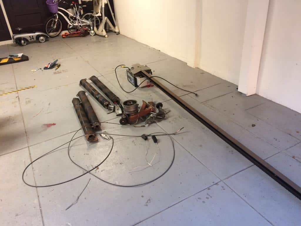 University Place WA Garage Door Repair & Replacement