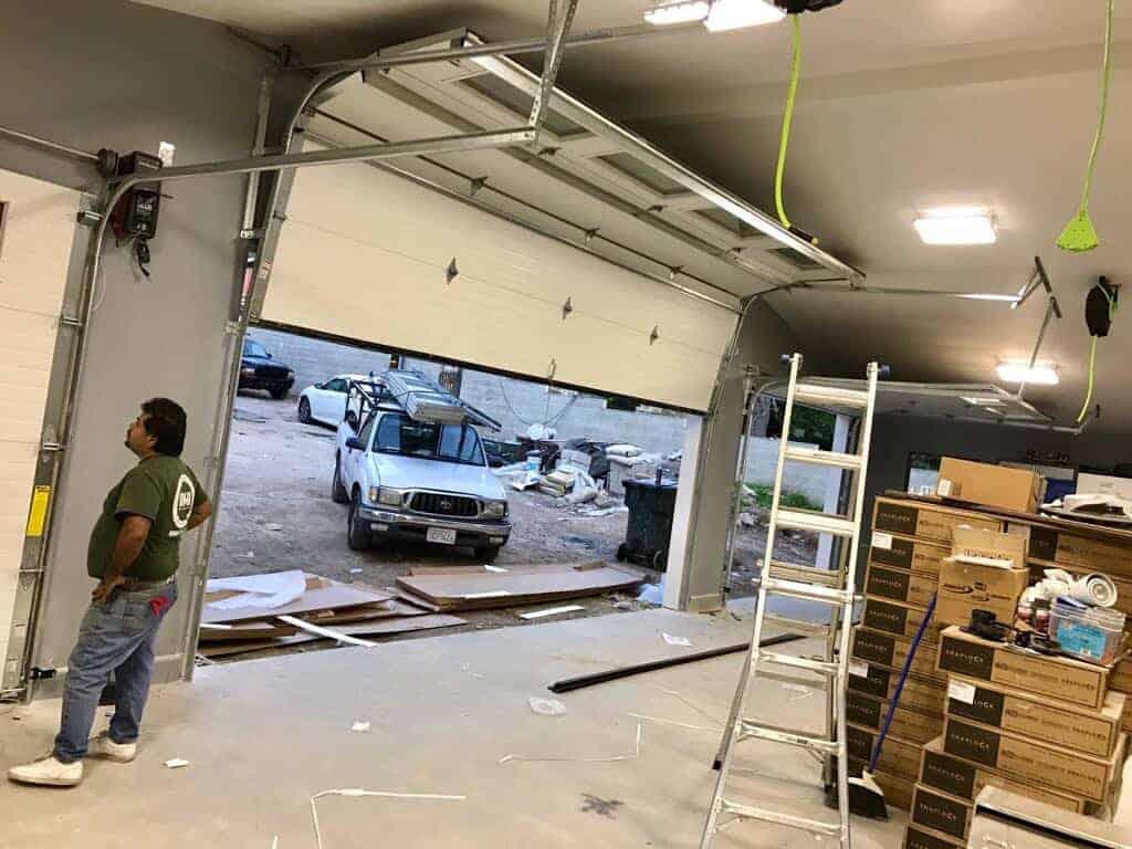 Irvine CA Garage Door Repair & Replacement