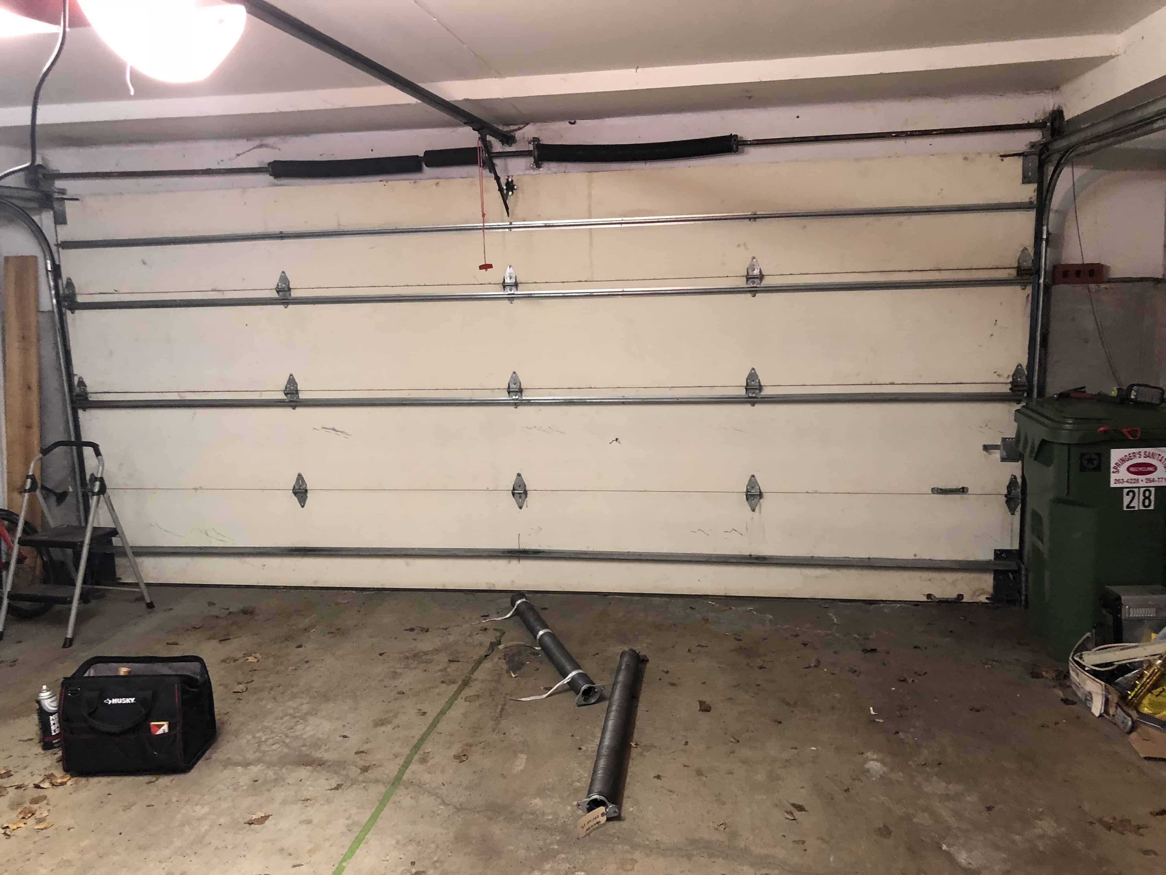 Martinez CA Garage Door Repair & Replacement