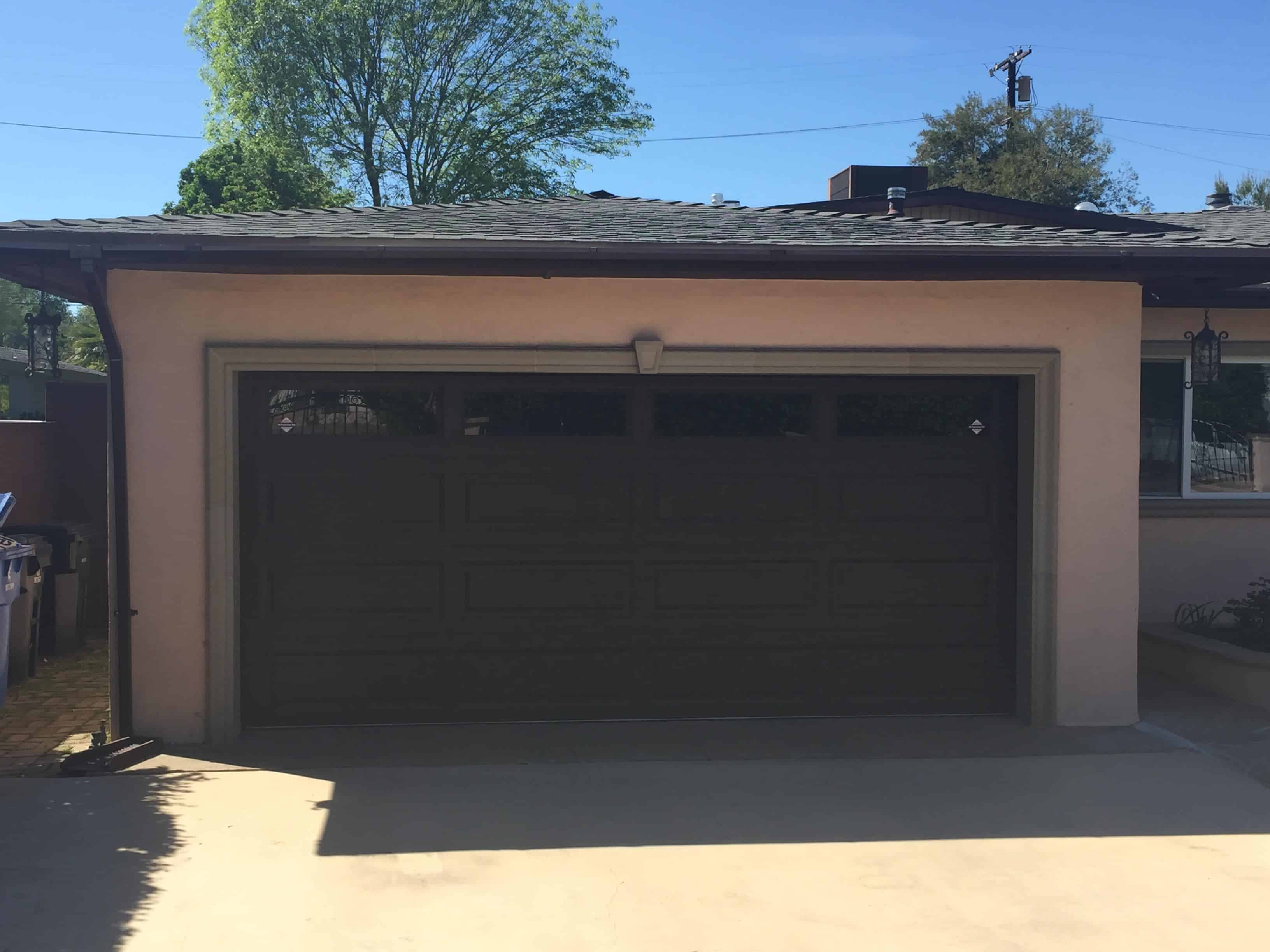 Acampo Garage door repair and replacement