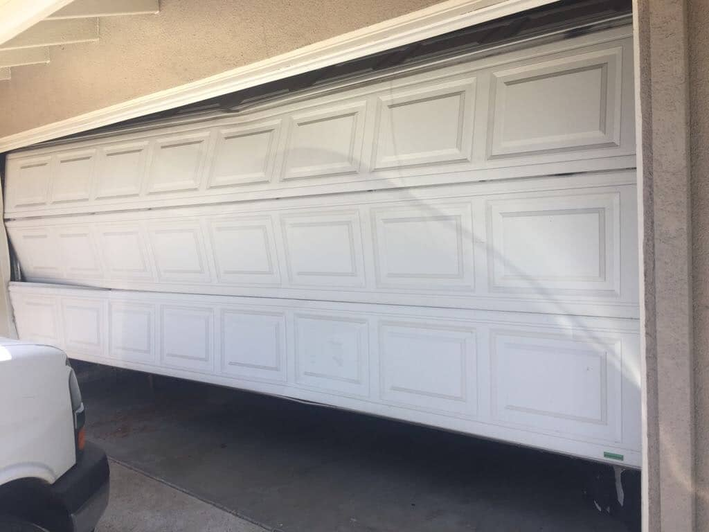 Clarksburg Garage door repair and replacement