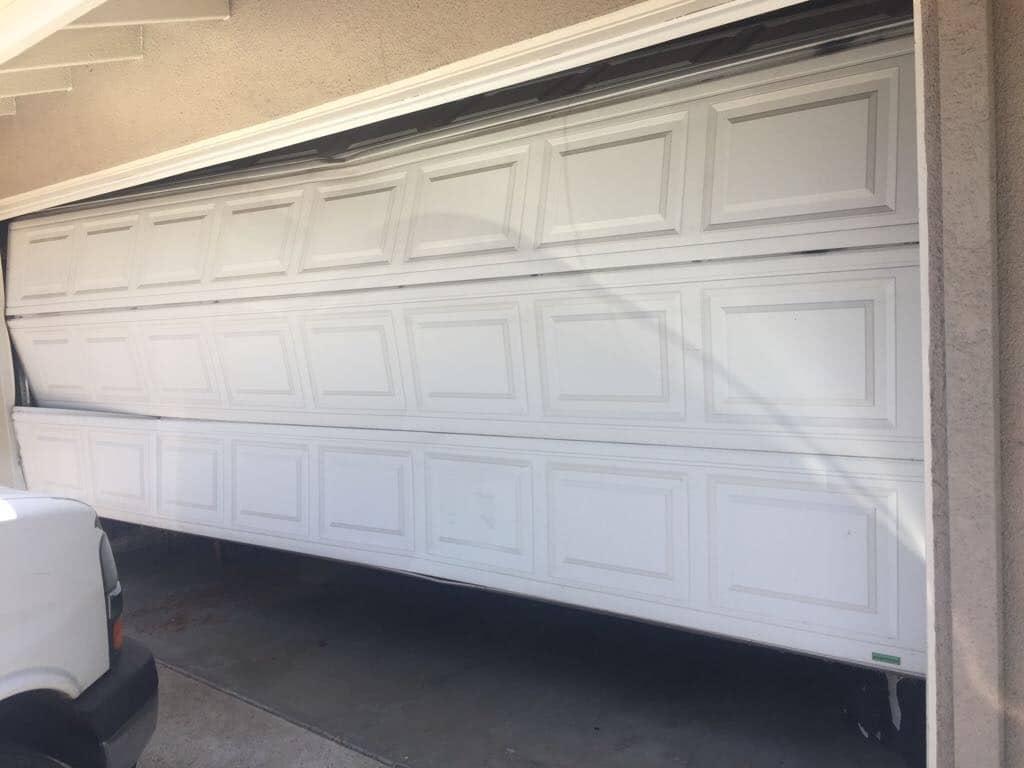 Clarksburg Garage door repair and replacement