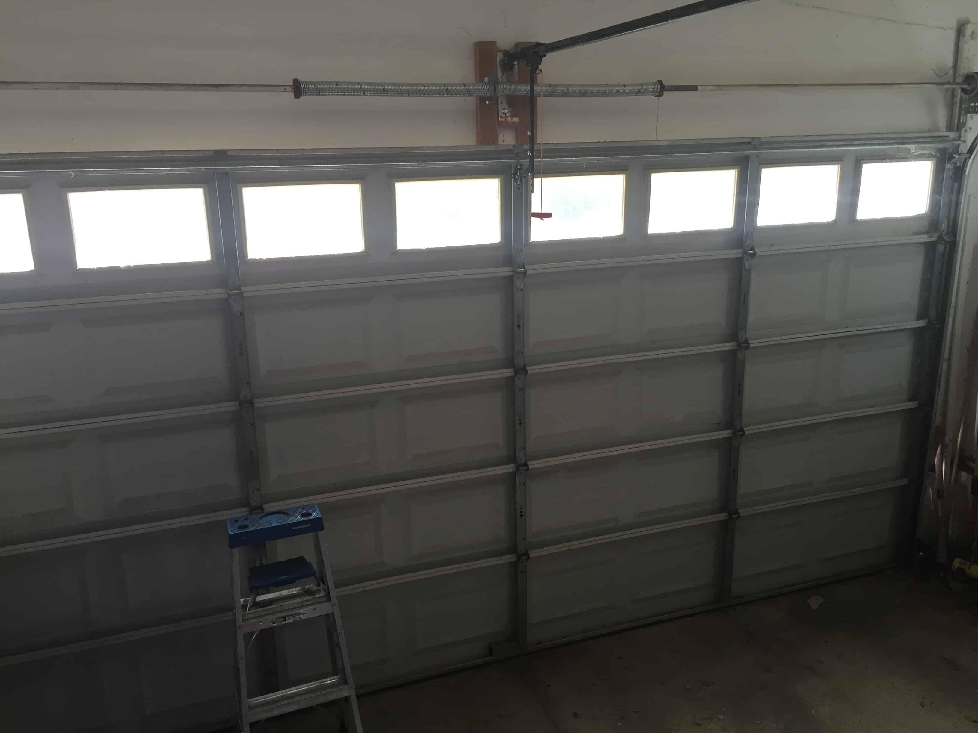 Linden Garage door repair and replacement