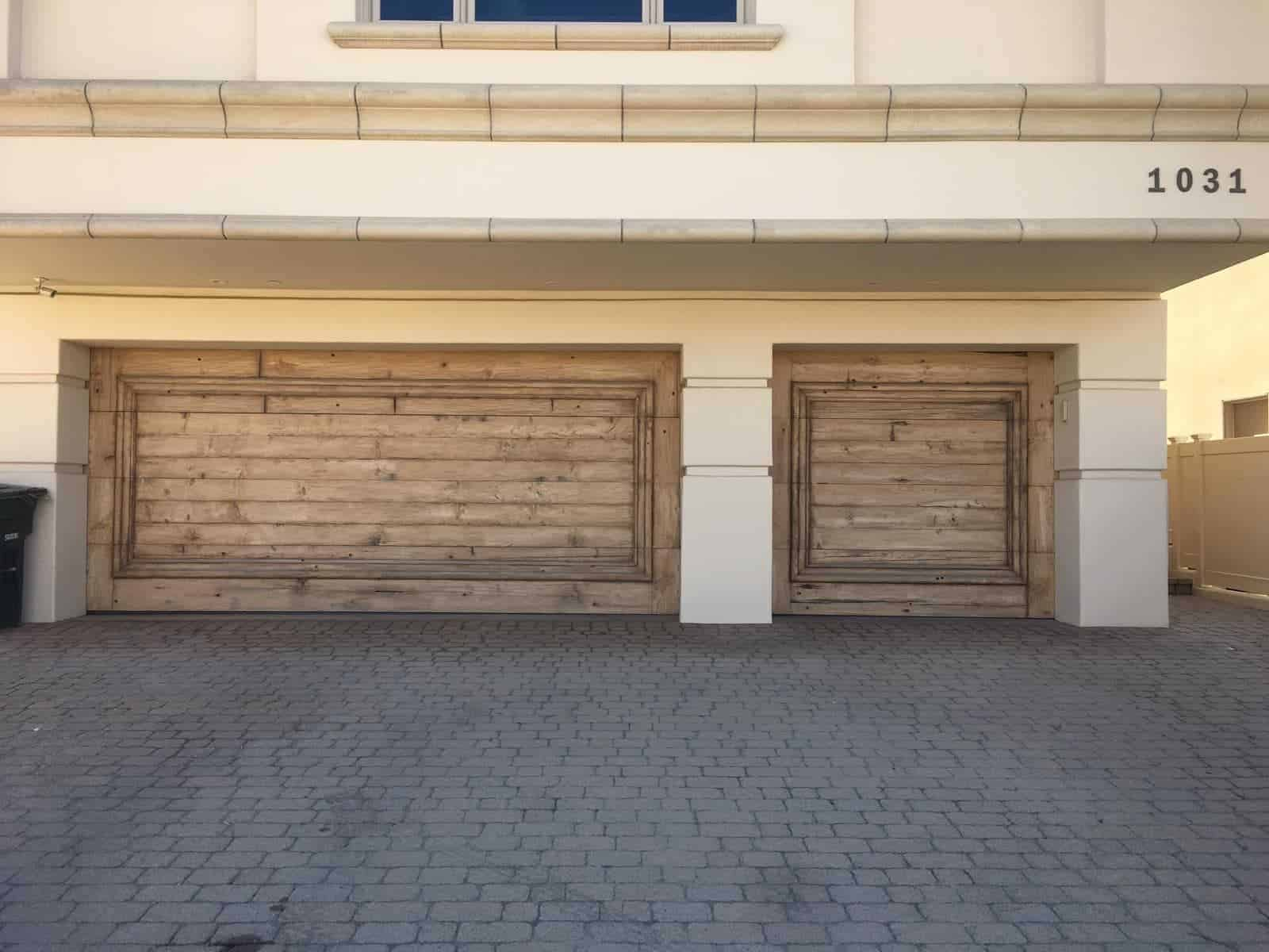 Stockton Garage door repair and replacement