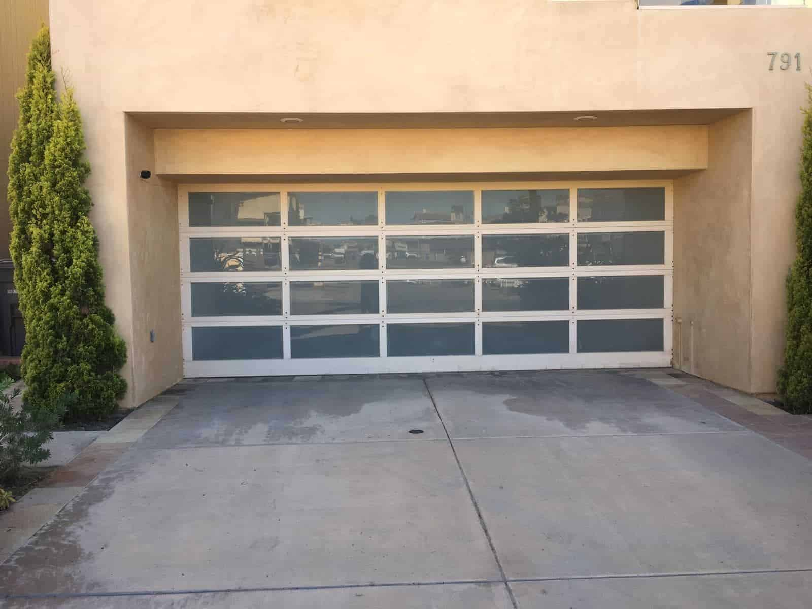 Taft Mosswood Garage repair & replacement