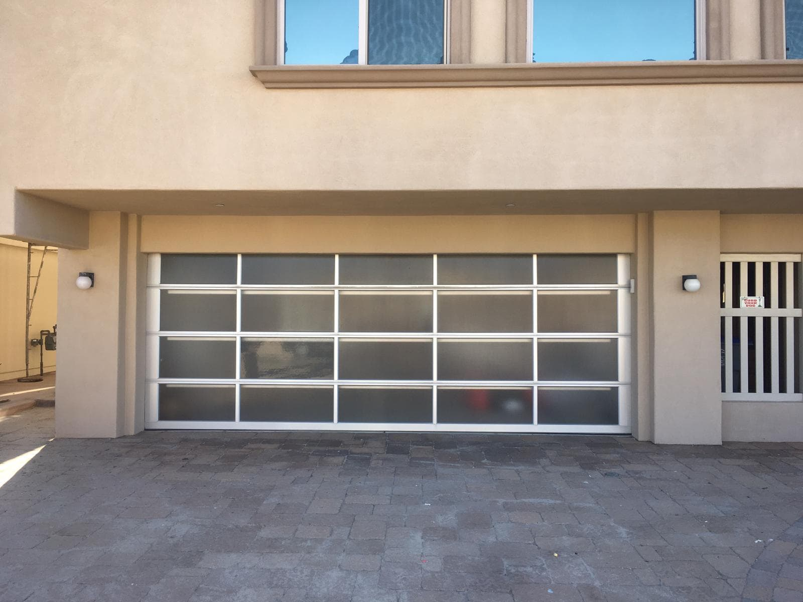 Tracy Garage door repair and replacement