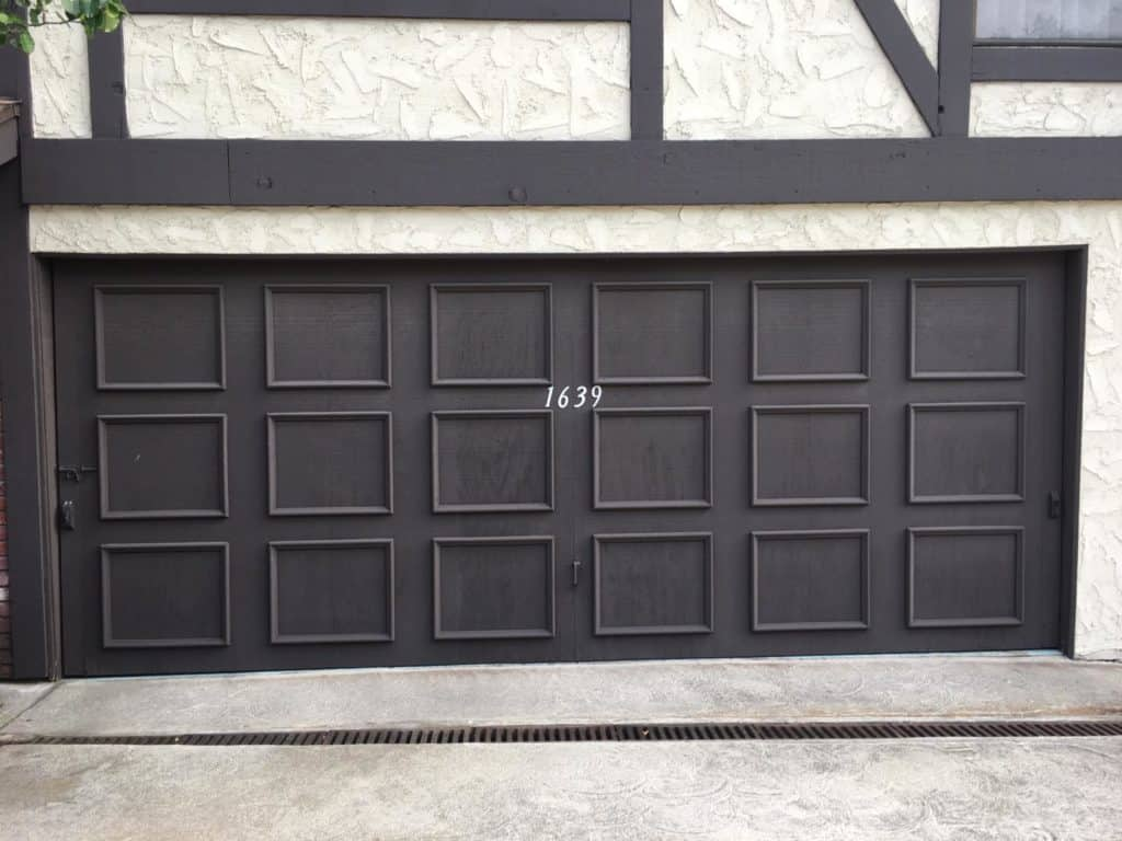 Walnut Garage door repair and replacement