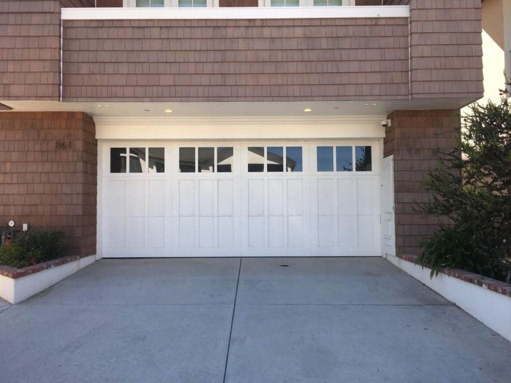Arden-Arcade Garage door repair and replacement