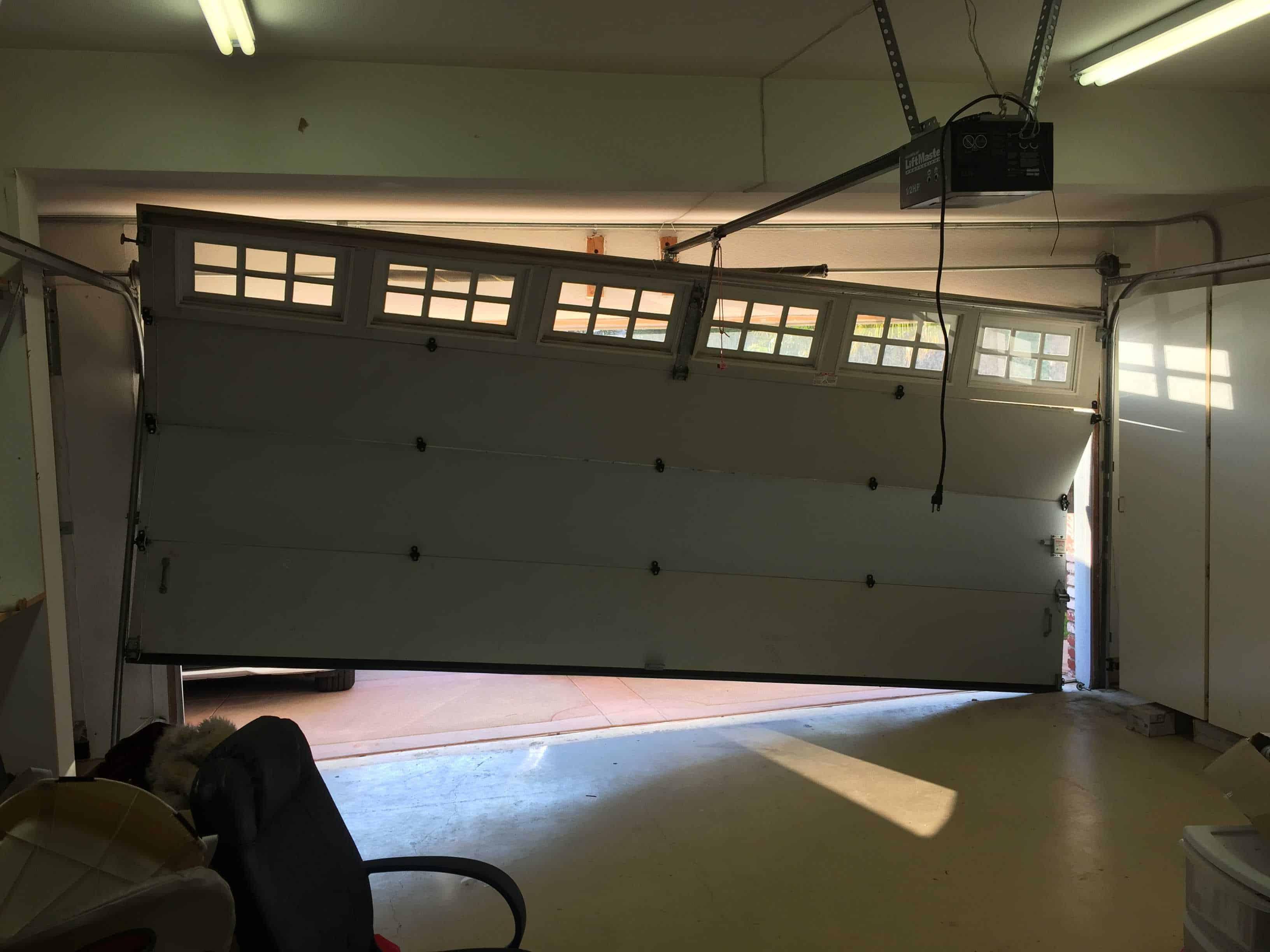 Garage Door Repair & Replacement in Alum Rock
