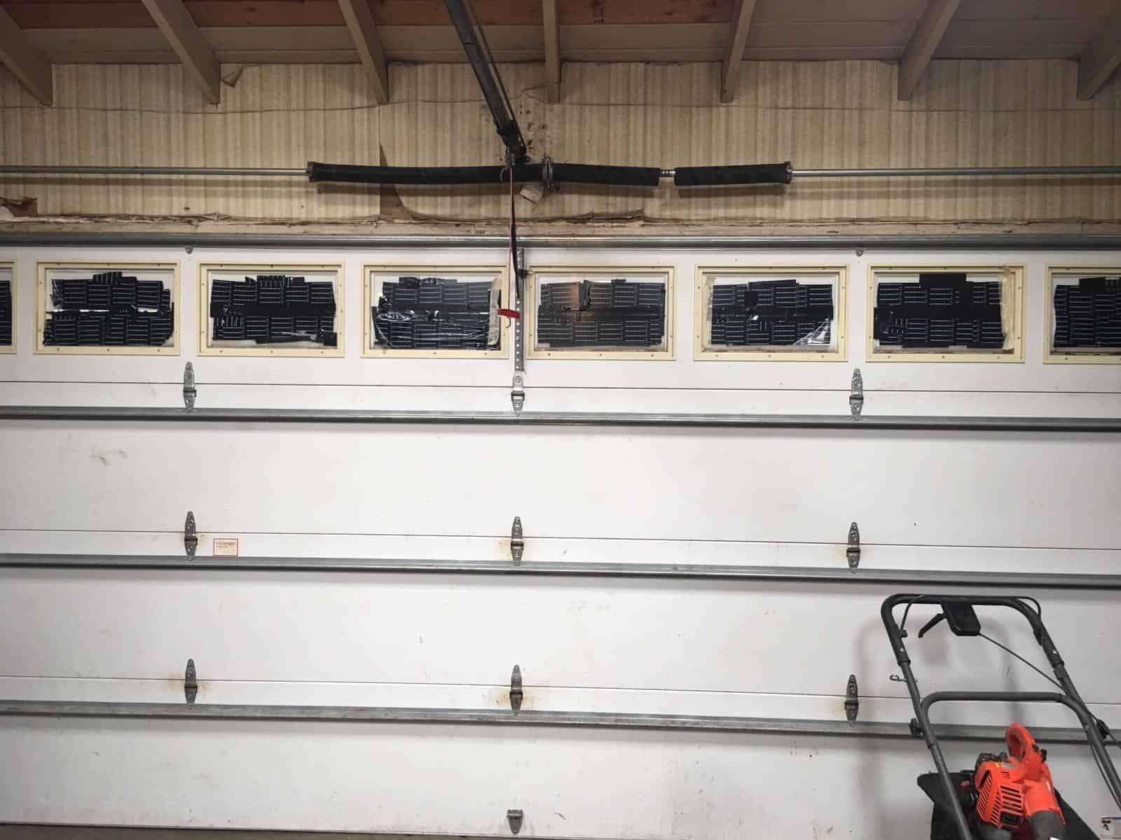 Garage Door Repair & Replacement in Monte Sereno