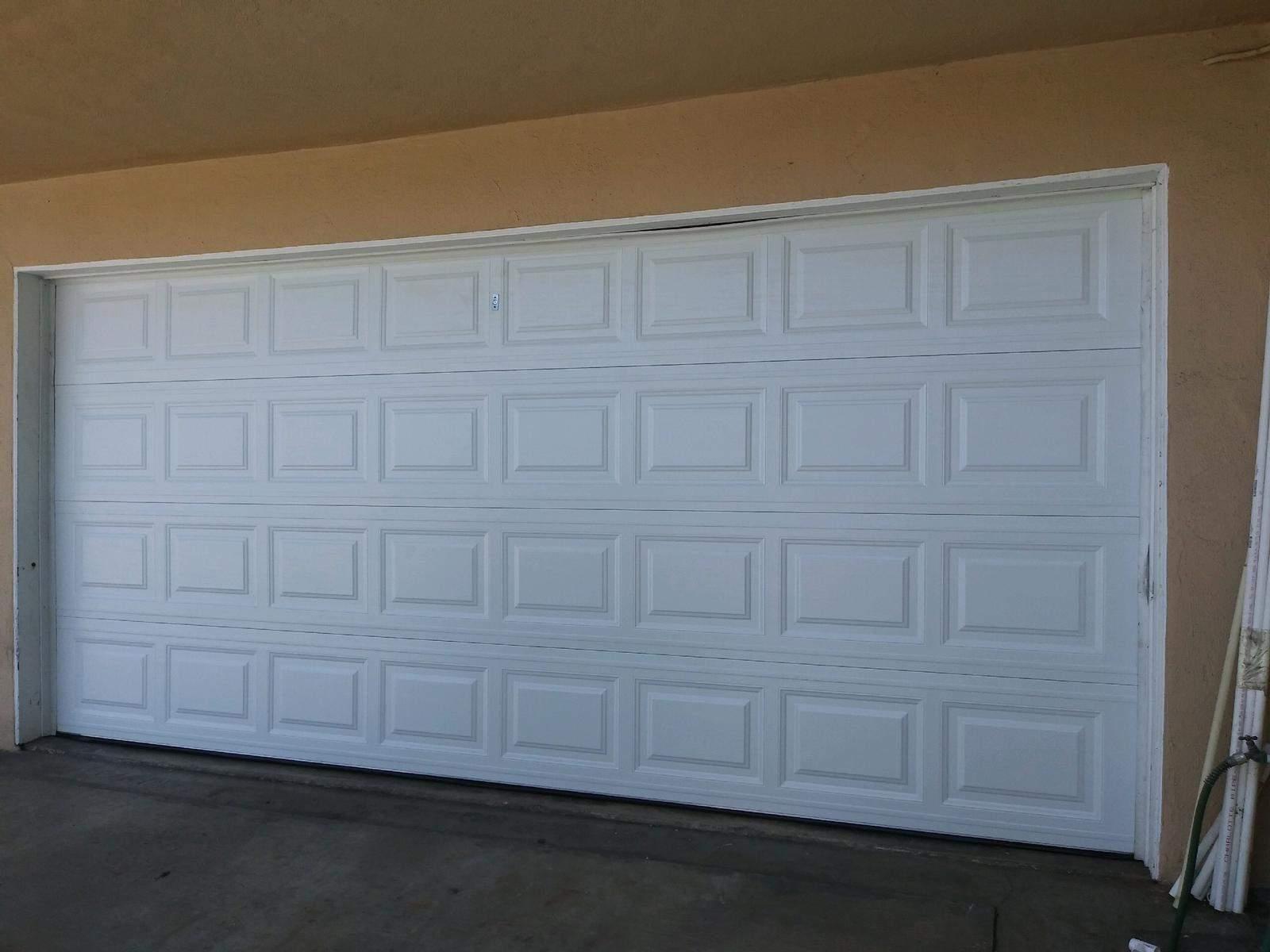 Novato Garage repair & replacement