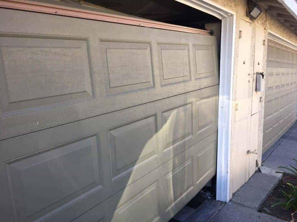 Should You Repair Your Broken Garage Door Yourself