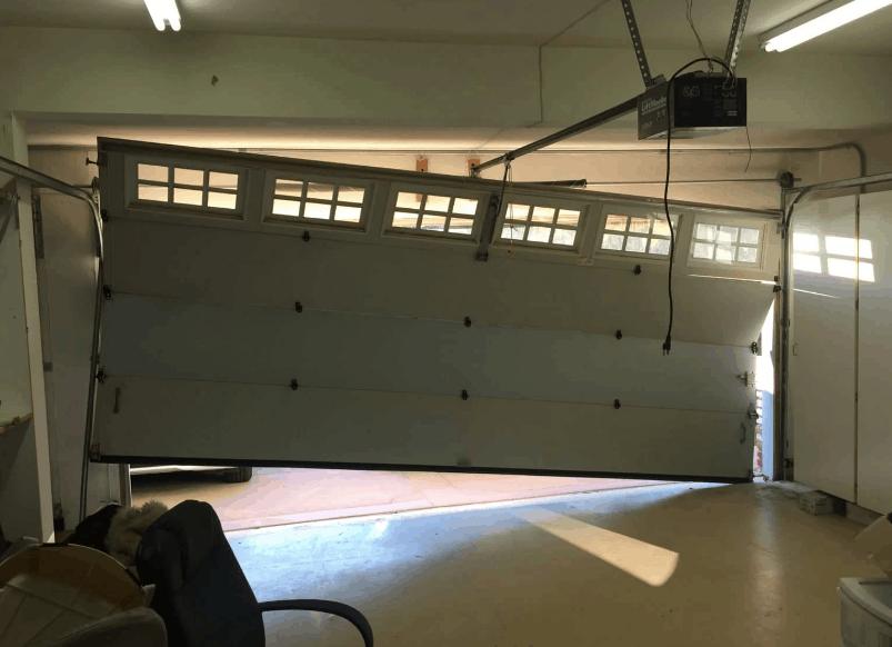 Fix My Faulty Garage Door or Replace
