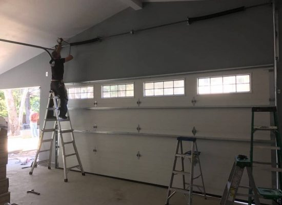 Garage Door Repair In Black Diamond