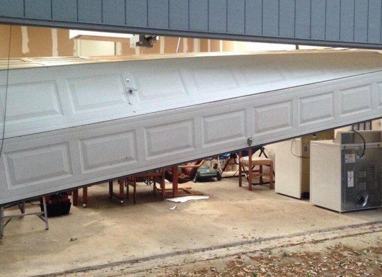 Garage Door Repair And Spring Replacement Services