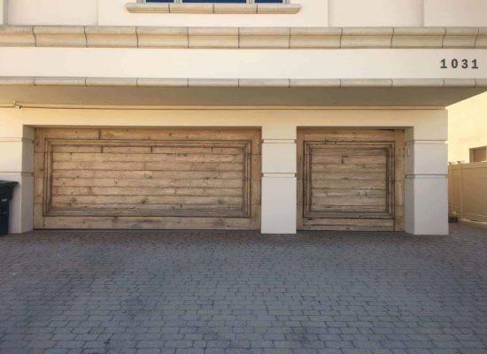 Door Spring Changed In La Jolla