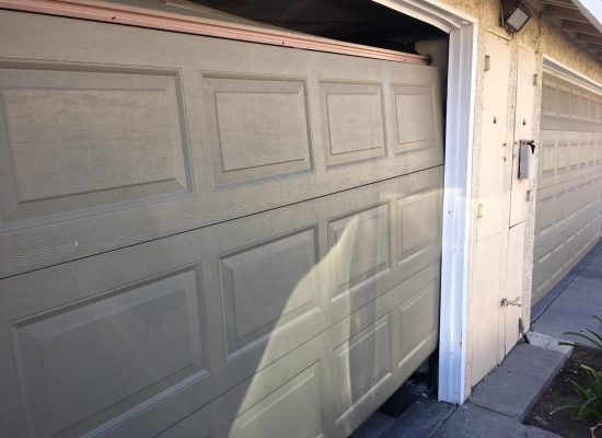 Mountain View CA Garage Door Repair & Replacement