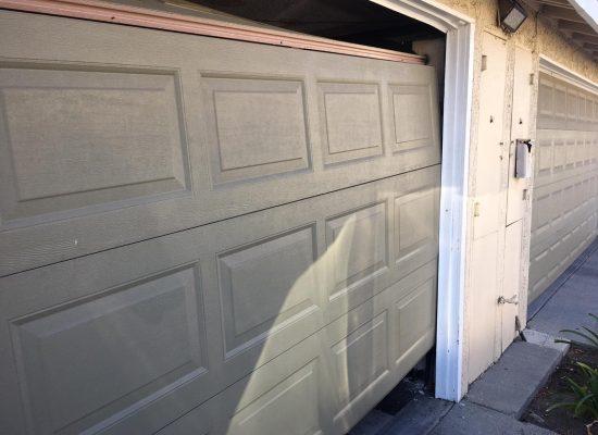 Mountain View CA Garage Door Repair & Replacement