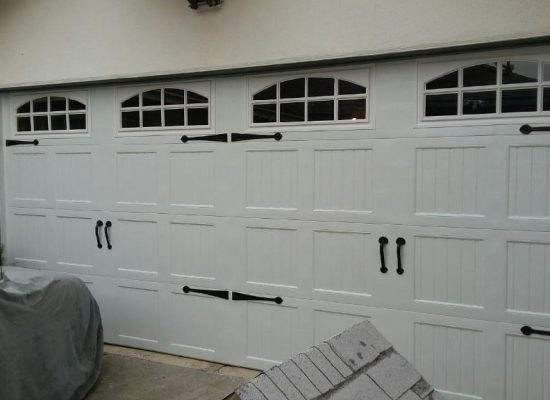 Pleasanton CA Garage Door Repair & Replacement