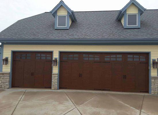 Meiners Oaks Garage repair & replacement