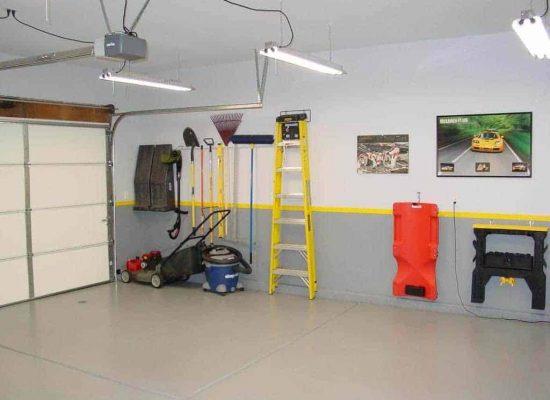Woodside Garage repair & replacement