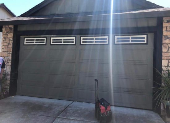 Loomis CA Garage Door Repair & Replacement